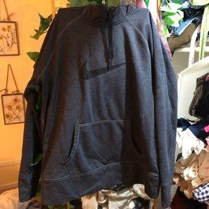 NIKE thermal hoodie sweatshirt